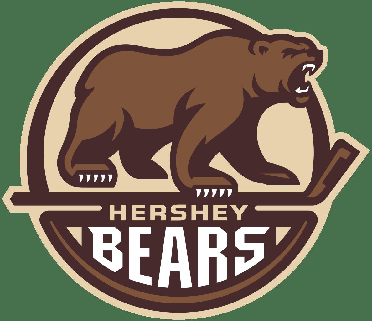 image free Hershey Bears Round Logo transparent PNG