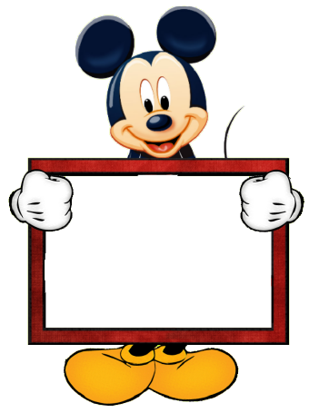 picture free Mickey Blank Sign
