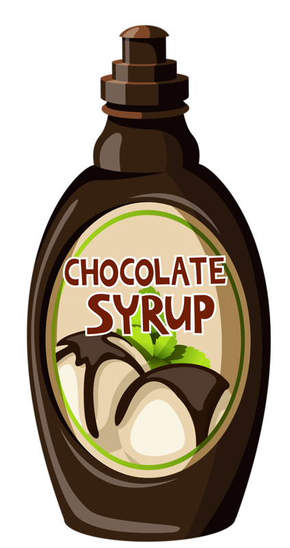 svg free library Syrup Clipart transparent