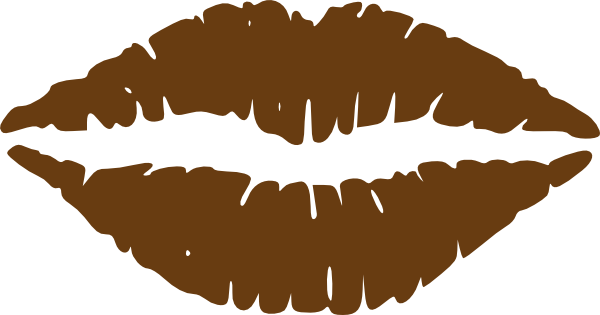 svg stock My Hershey Lips Clip Art at Clker