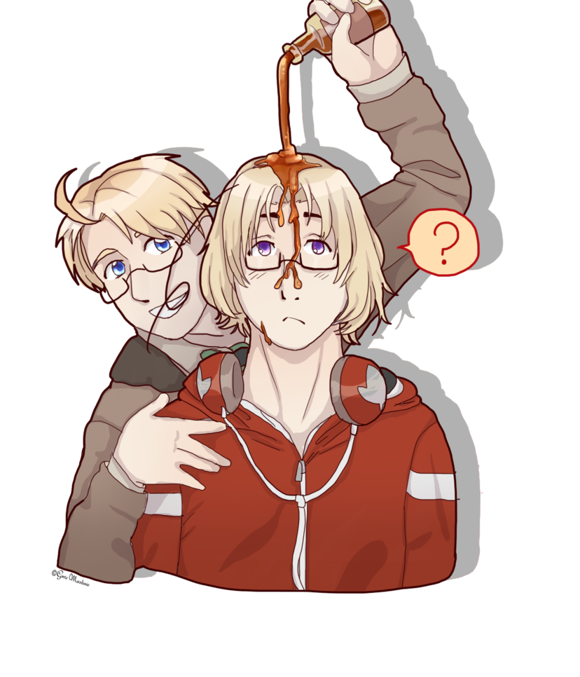 banner download Hetalia drawing. Pouring maple syrup by
