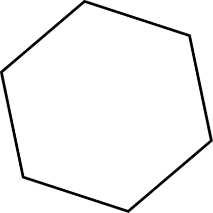 transparent download transparent hexagon outline