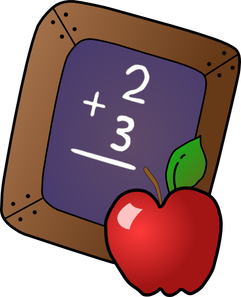 graphic royalty free stock clipart of math