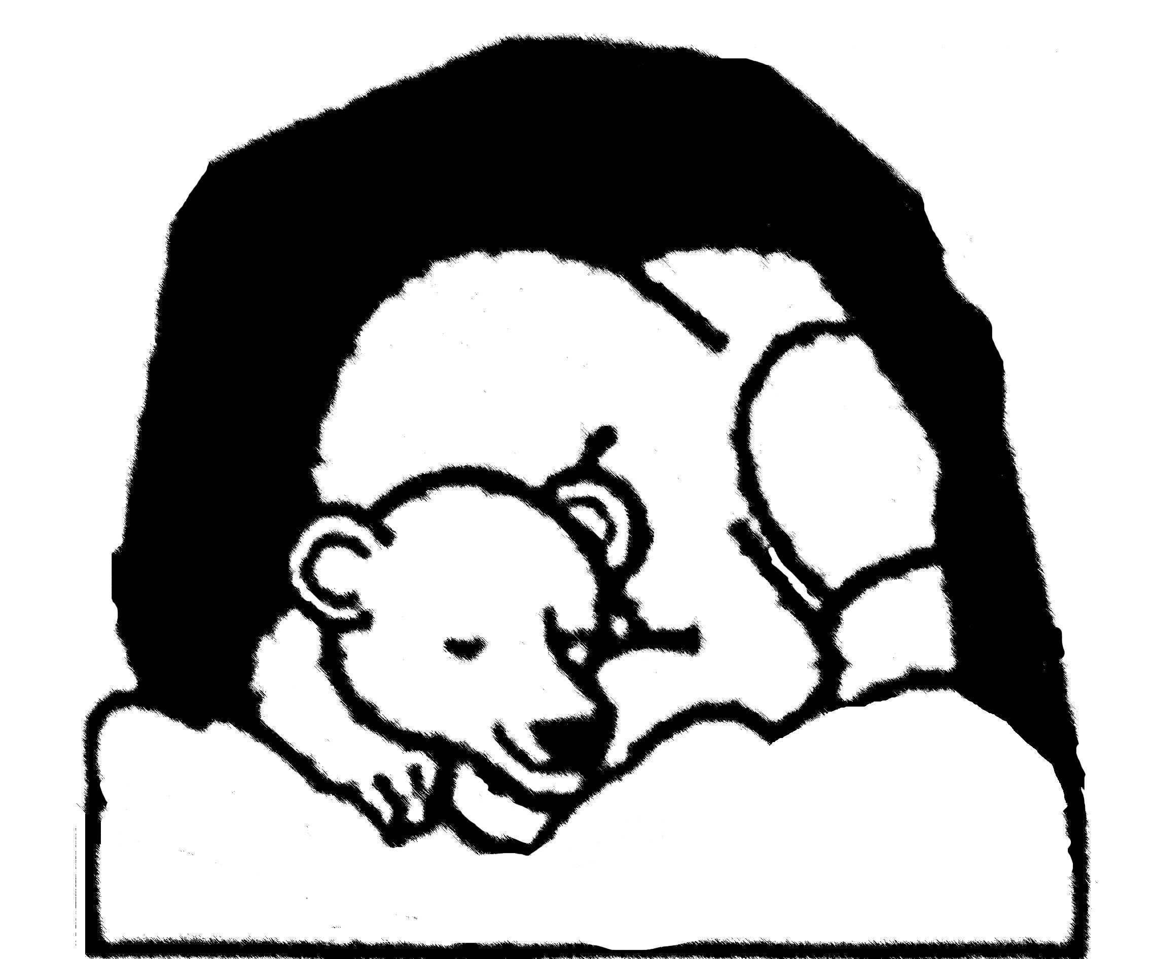png transparent Hibernating bear clipart. Cave best bears coloring