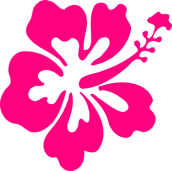 picture free Hibiscus clipart. Clip art at clker