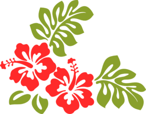 png royalty free stock Clip art at clker. Hibiscus clipart