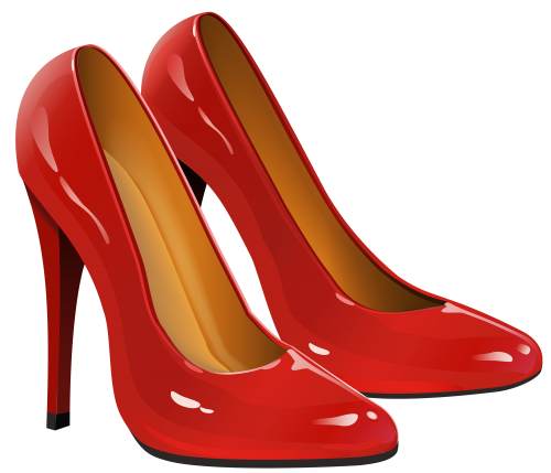 clipart royalty free stock Red Heels PNG Clipart