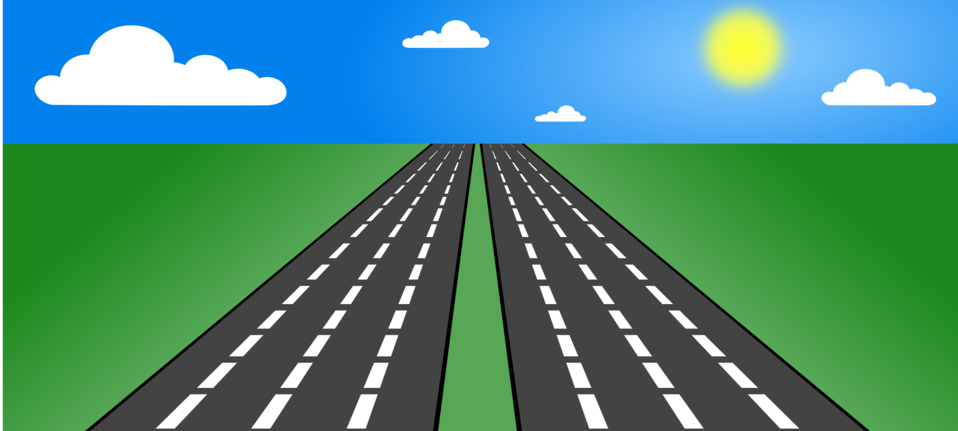 jpg transparent Law clipart road. Highway freeway free on.