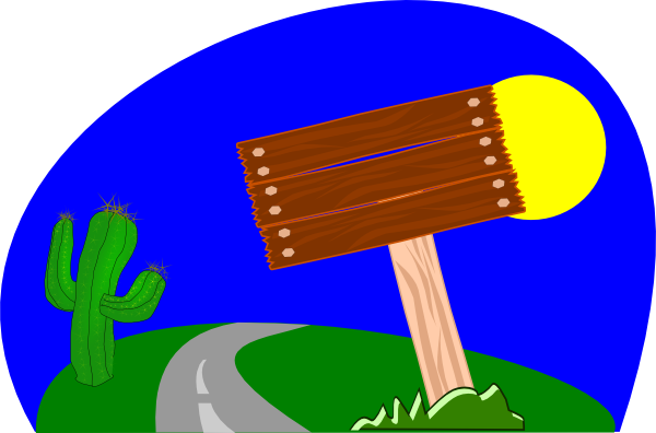 svg transparent stock Road With Car Clipart