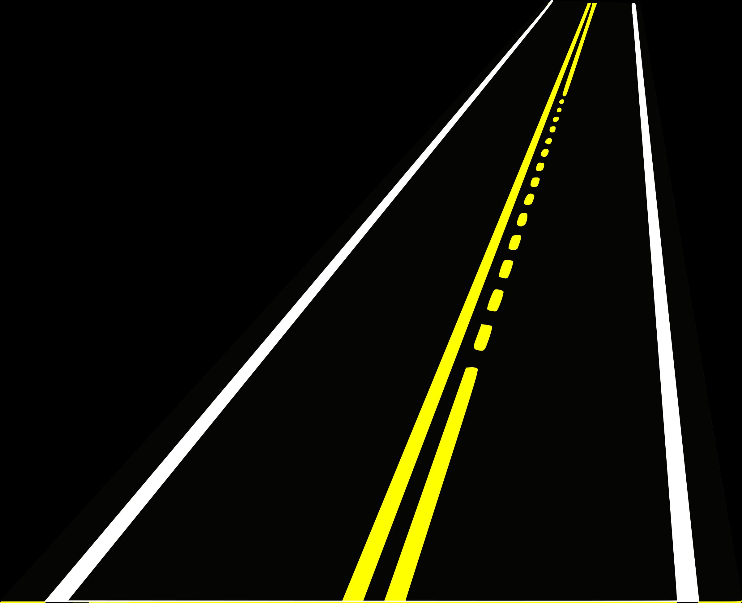 clip art Cartoon Highway Clipart