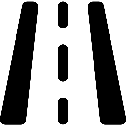 clip art freeuse Highway drawing broken road. Free interface icons icon