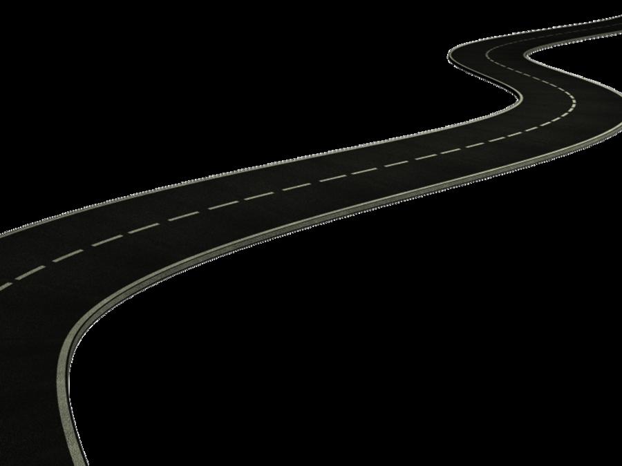 clip free download cartoon transparent road #110390126