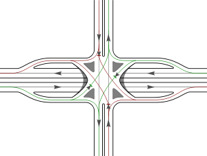 banner black and white library highway drawing interchange #97703326