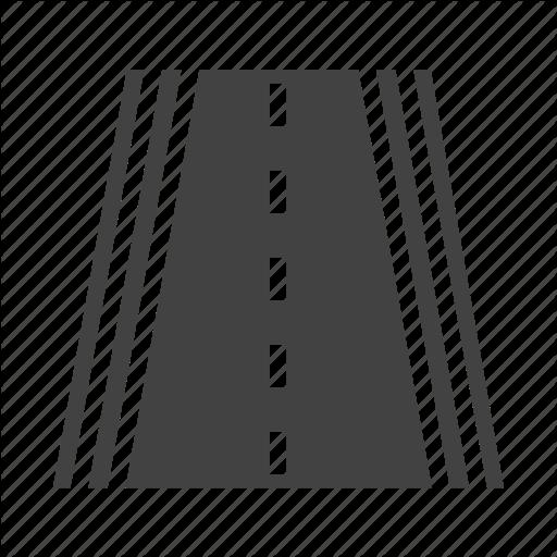 clip transparent library Transportation Glyph