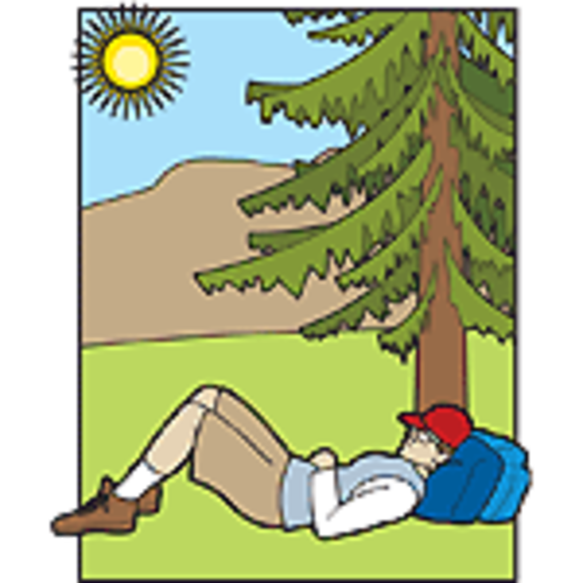 image transparent Hike clipart. Hiking night free on