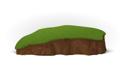 banner library library Hill clipart green grass