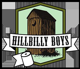 jpg black and white library Hillbilly Boys