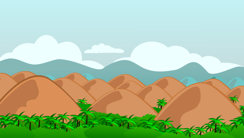 image freeuse stock Hills clipart. Download free png chocolate.