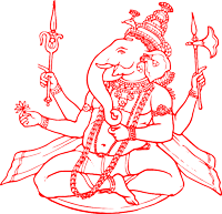 vector freeuse download Ancient Indian Religion for Kids
