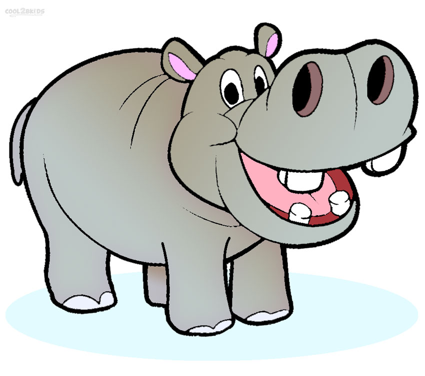 picture transparent library Hippopotamus clipart. Free hippo cliparts download