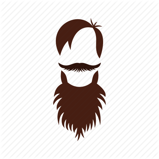 svg free download Hipster vector haircut. Hairdressing by ivan ryabokon