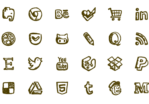 banner transparent library Friendly Icons