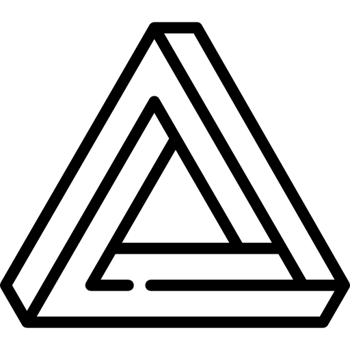vector free library Impossible Triangle
