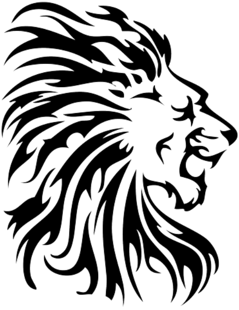jpg freeuse library history drawing lion #97772644