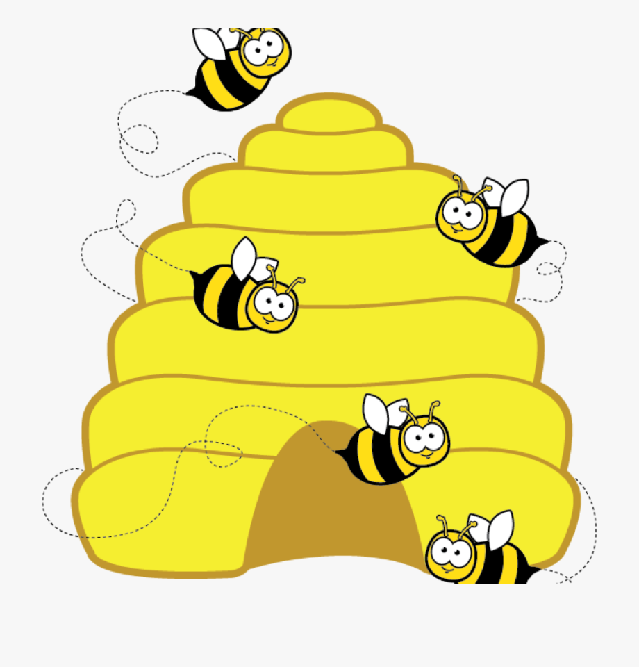 image freeuse stock Beehive home free bee. Hive clipart.