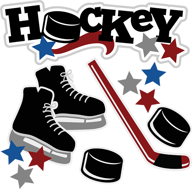 graphic royalty free library Svg sports files for. Hockey clipart.