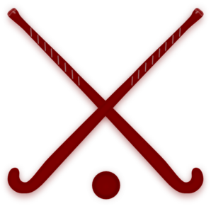 jpg royalty free library Hockey clipart. Field stick .