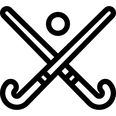 clip art royalty free library Field Hockey Sticks transparent PNG