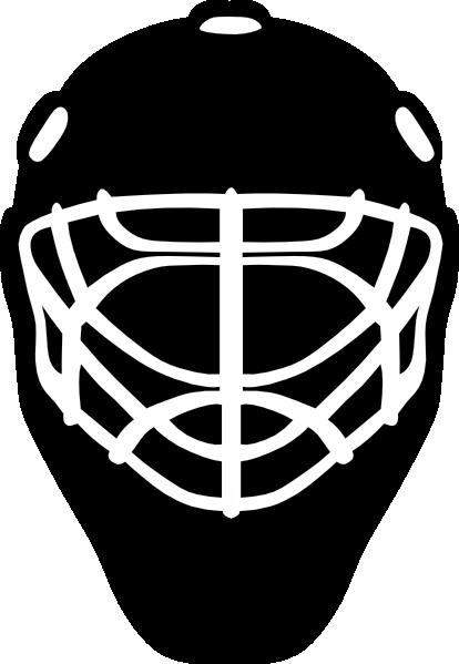clip Hockey Mask Clipart