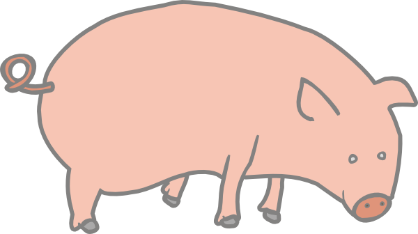 clip art transparent stock Pig clip art at. Guinea clipart cute