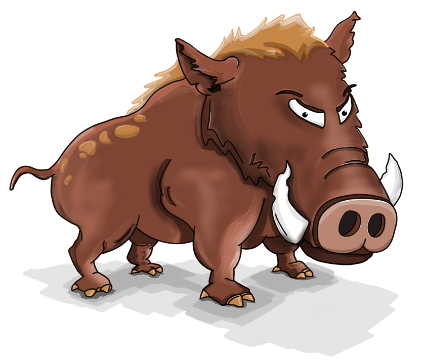 graphic free Larger free on dumielauxepices. Hog clipart