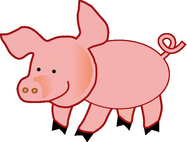 clip art transparent Pig Clip Art