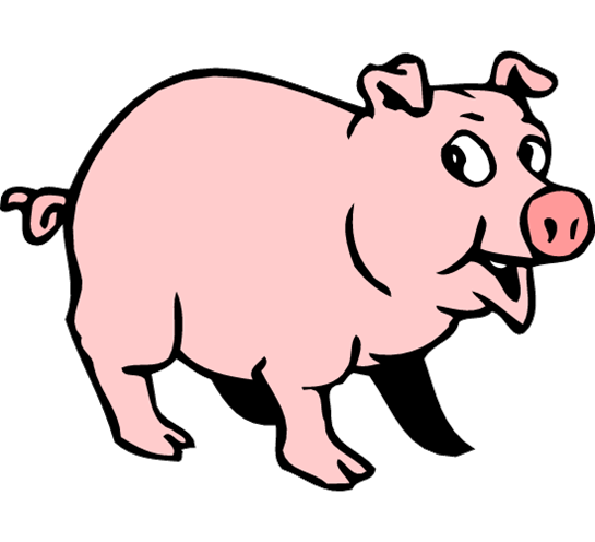 image freeuse download Hog drawing. Half a welcome to