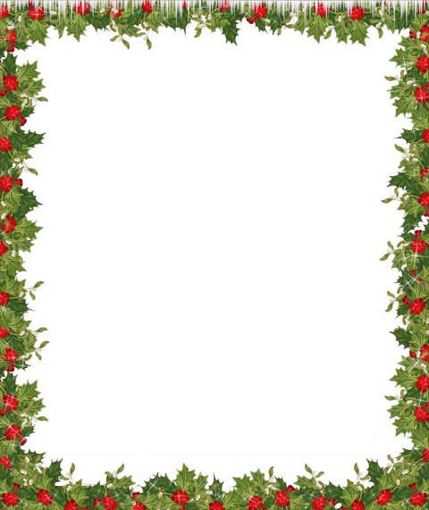 jpg freeuse download Transparent frame gallery yopriceville. Holiday border clipart free