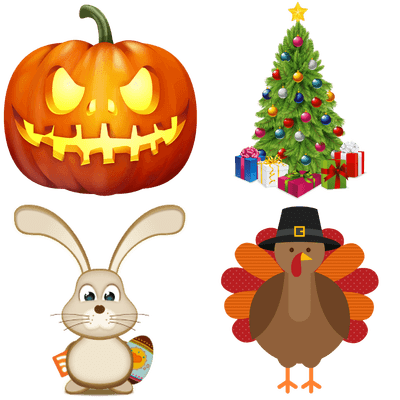 clipart transparent stock  collection of holiday. Transparent clipart