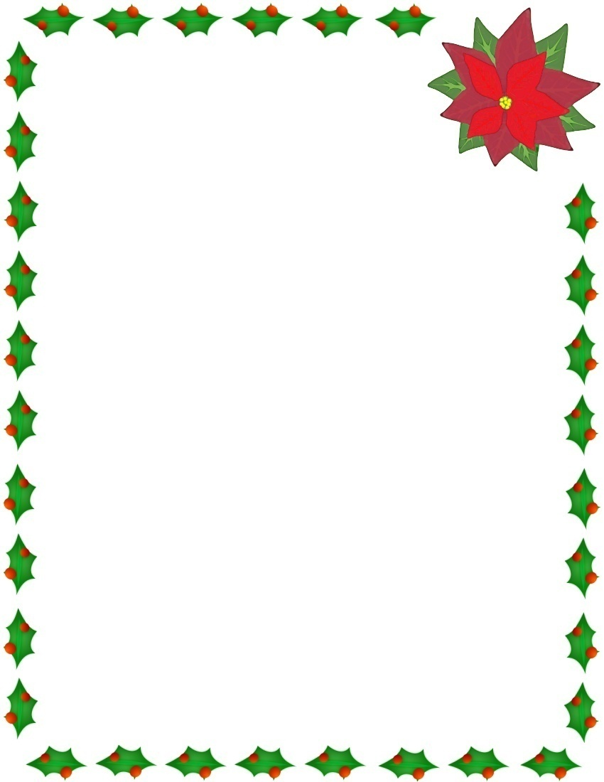 image library library Holiday clipart borders. Free cliparts download clip.