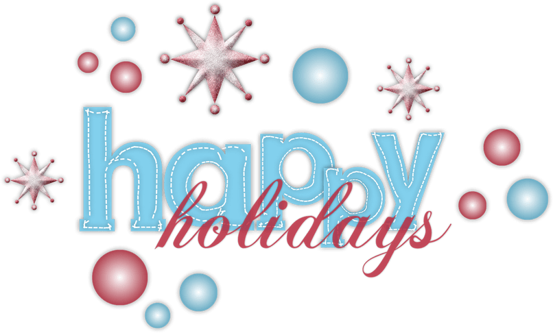 clip art library library Happy holidays clip art. Holiday clipart borders.