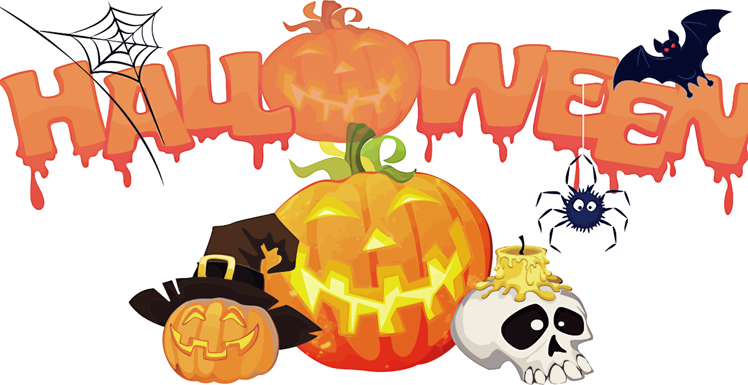 png free download Halloween clip art transparent background