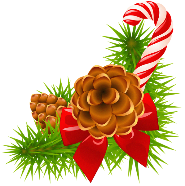 clip transparent Christmas pine branch with. Merry clipart rustic.