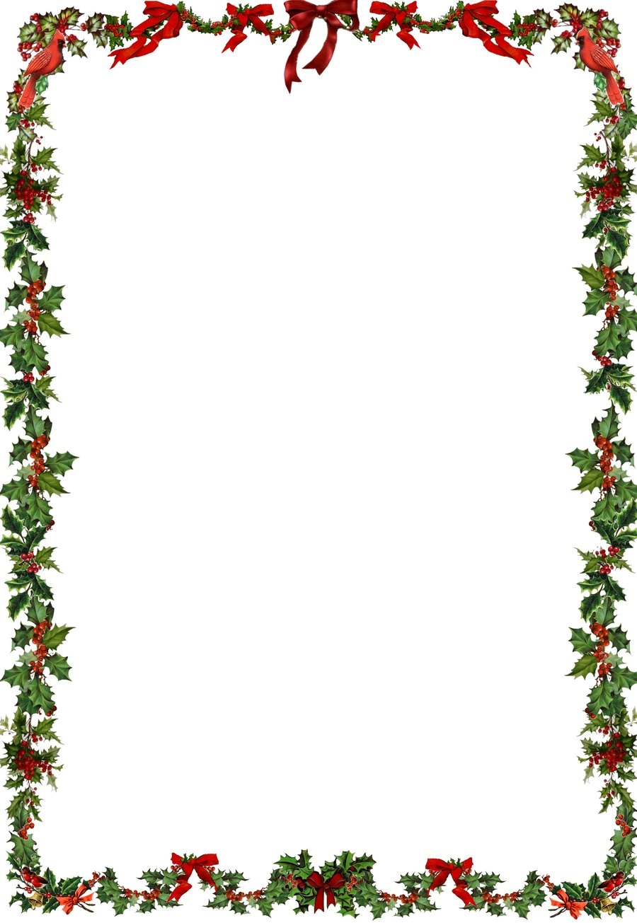 svg freeuse download Free christmas clipart borders for word. Cliparts border download clip