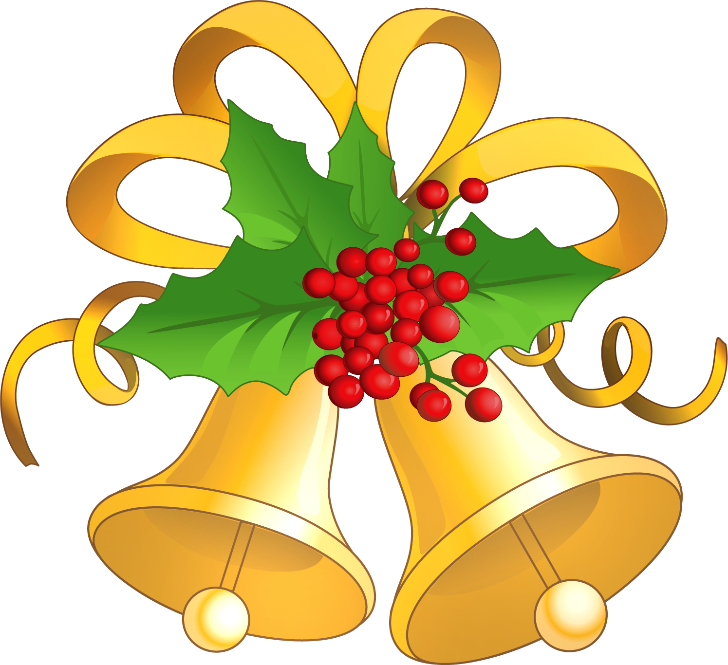 jpg library library Christmas Clipart Clipart holly