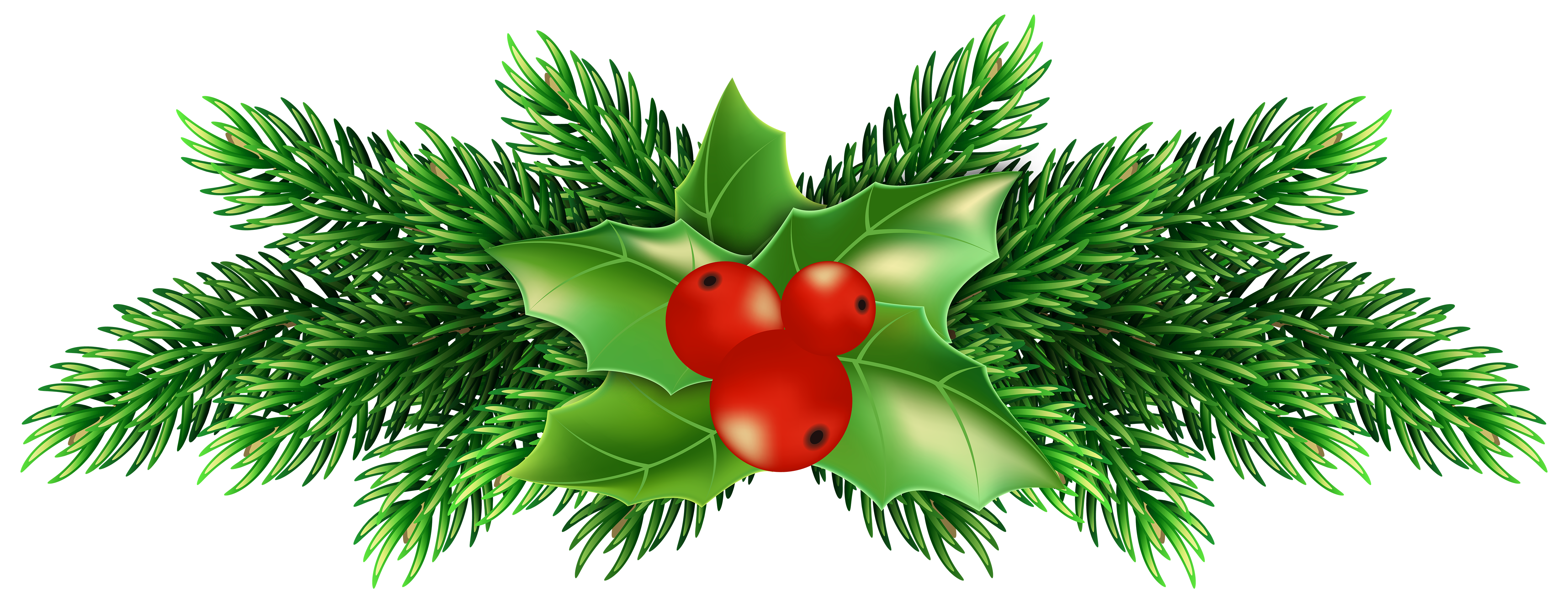 image library library Holly clip art net. Western christmas clipart
