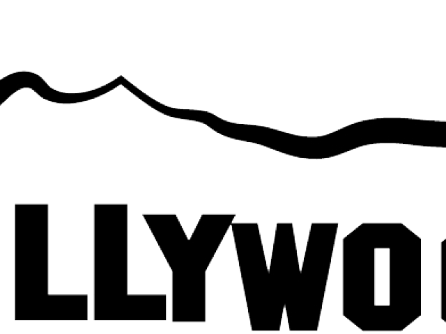 picture library stock Hollywood Sign Clipart