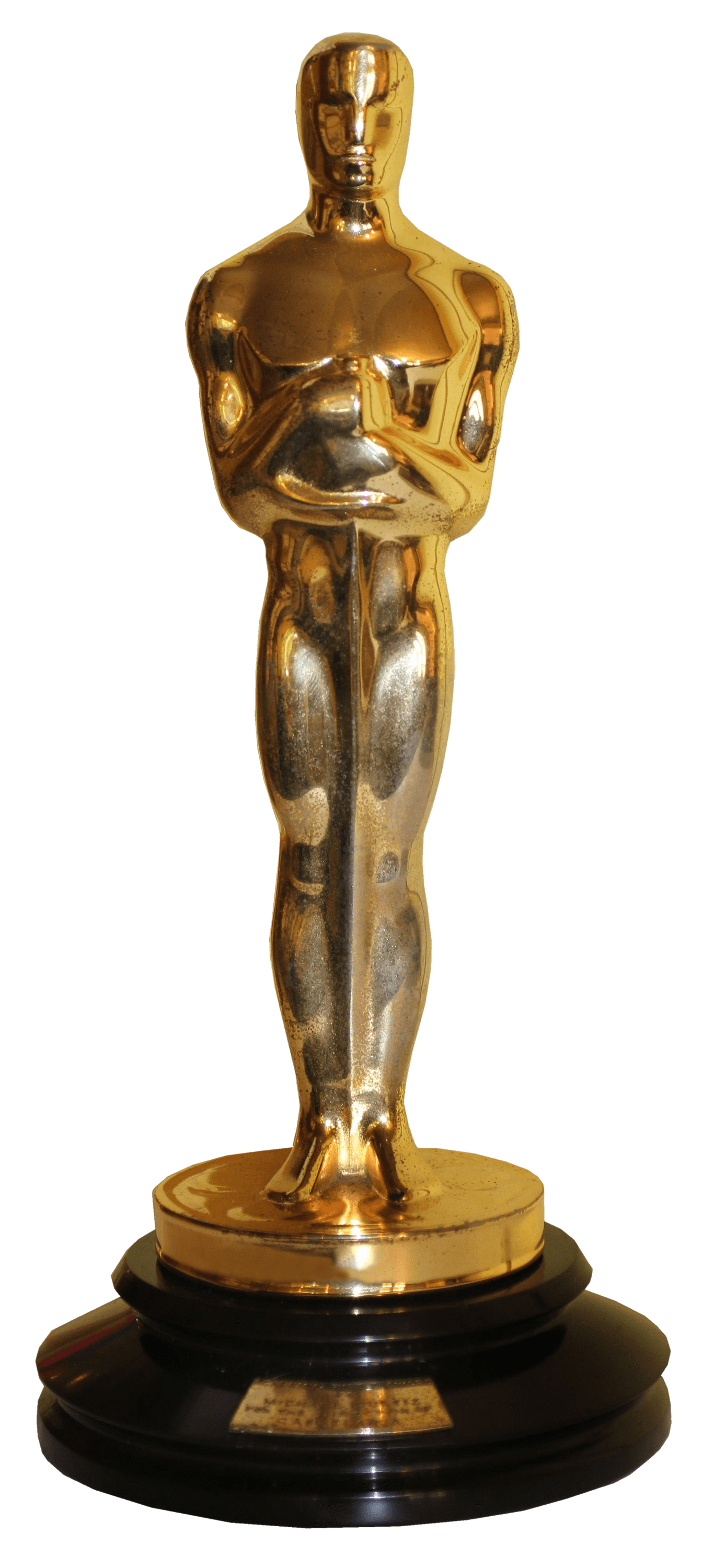 image freeuse library Oscar transparent. Academy award png stickpng