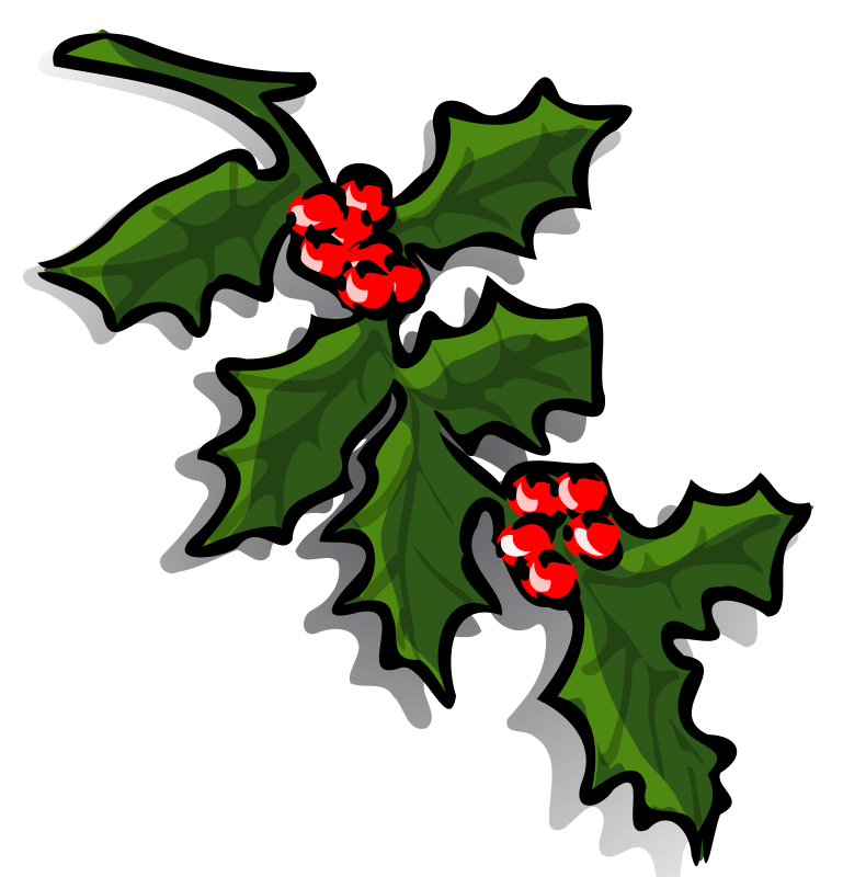 clip art royalty free library Holly wreath clipart. Graphics of christmas wreaths