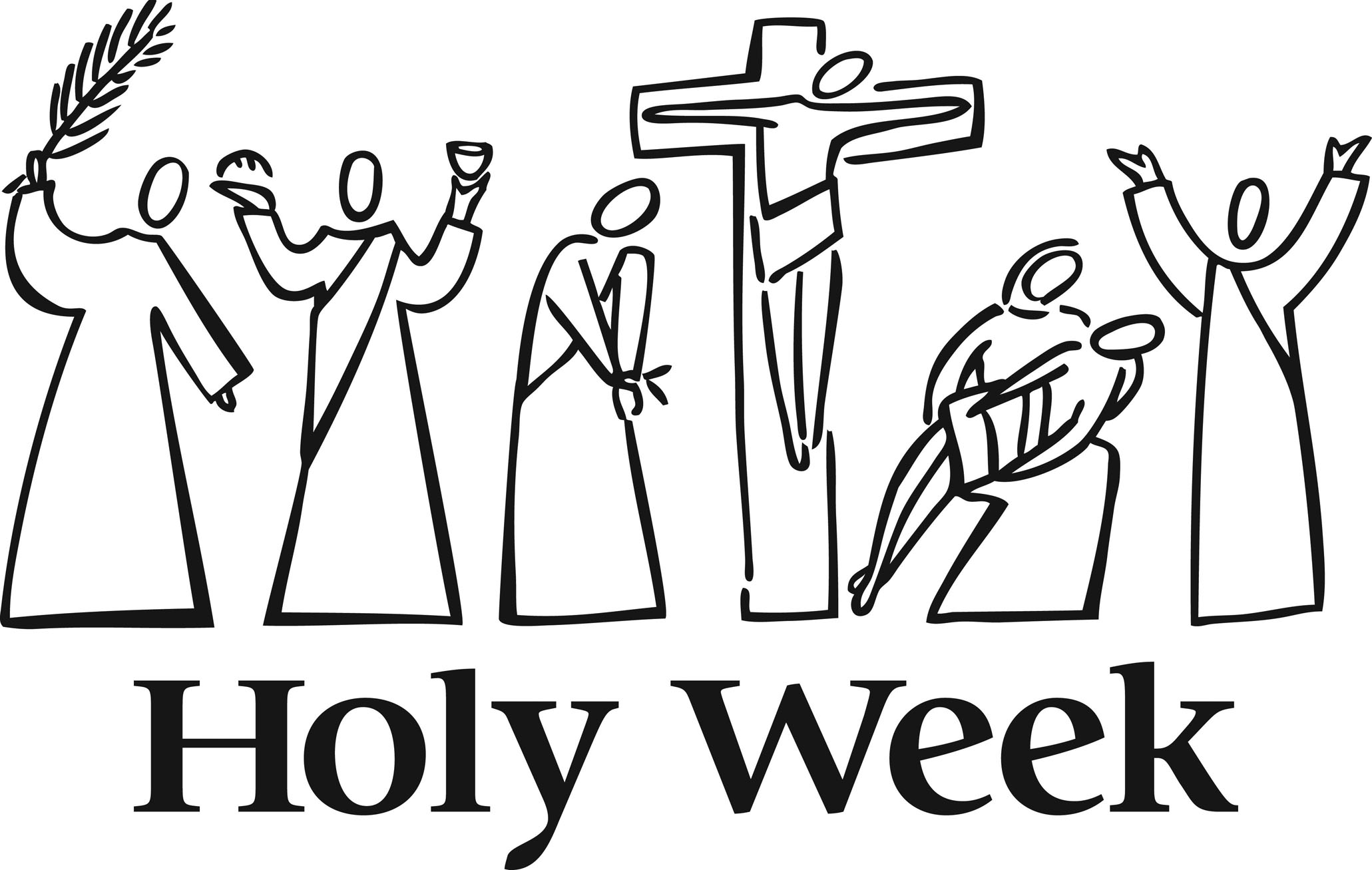 graphic download Free cliparts download clip. Holy week clipart.